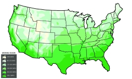 Agriculture across the United States
