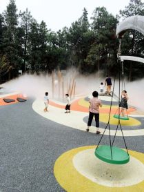 Playground_watervapor