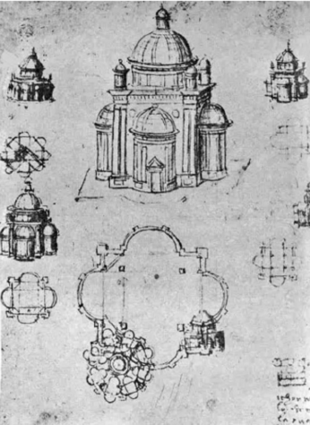 Leonardo-da-Vinci-Drawing-of-churches.png